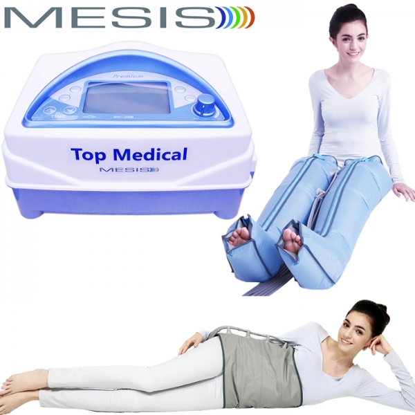 Mesis  Top Medical Premium con 2 Gambali CPS e Kit Slim Body   Pressoterapia