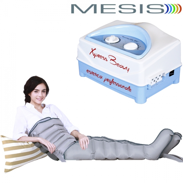 Mesis  Xpress Beauty Six professionale con 2 gambali + Kit Slim Body Six   Pressoterapia  (invio gratuito)