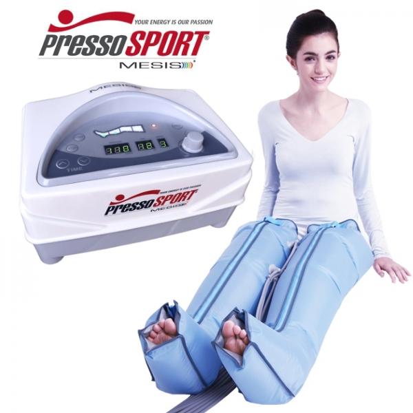 Mesis Pressoterapia Pressosport Con 2 Gambali Cps
