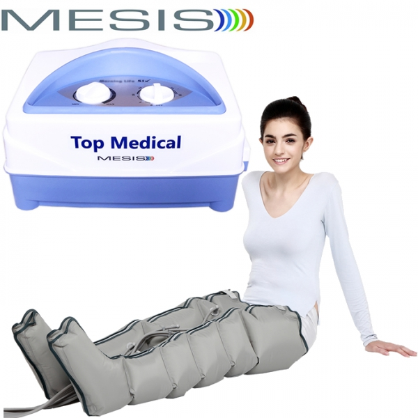 Mesis  Top Medical Six con 2 Gambali   Pressoterapia
