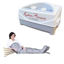 Pressoterapia MESIS Xpress Beauty Clinic con 2 gambali e Kit Slim Body