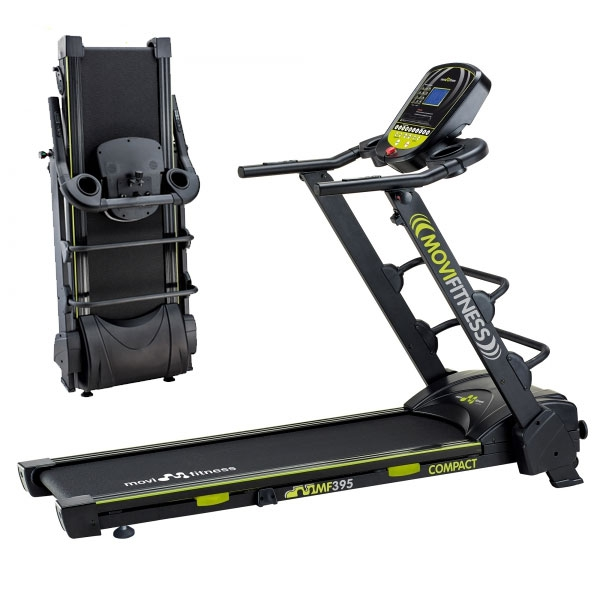 MOVI FITNESS  MF395 COMPACT  Tapis roulant