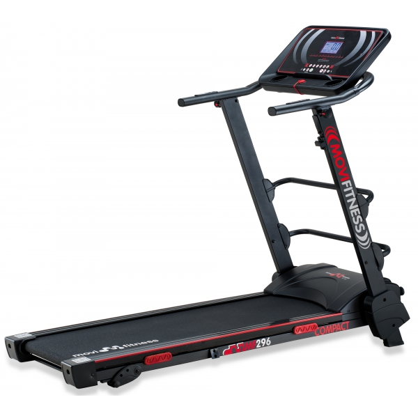 MOVI FITNESS  MF296 Compact  Tapis roulant