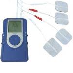 Con elettrodi per elettroterpia