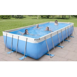 Piscine fuori terra New Plast Pool & Spa 400