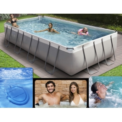 Piscine fuori terra New Plast Pool & Spa 500