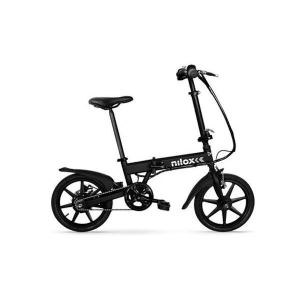 Nilox Bicicletta Elettrica Richiudibile E Pieghevole Nilox X2