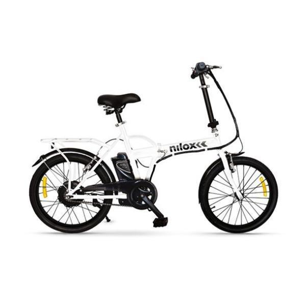 Nilox Bicicletta Elettrica Richiudibile X1