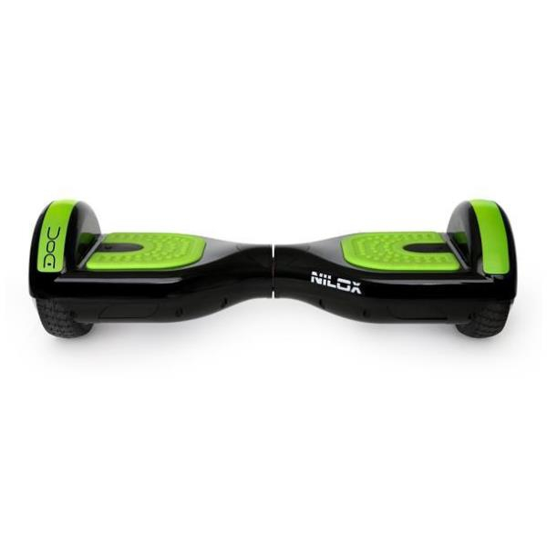 Nilox Hoverboard Doc Black 6.5