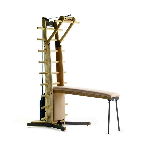 NOHRD  Weight Workx Frassino pelle naturale  Macchine multistazione