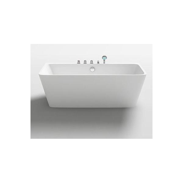 Vasca Da Bagno Rettangolare.Vasche Da Bagno P R Vasca Da Bagno Freestanding In Acrilico Cod 005a