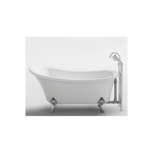 Vasca Da Bagno Freestanding.Vasche Da Bagno P R Vasca Da Bagno Vintage Freestanding In Acrilico Cod 003a