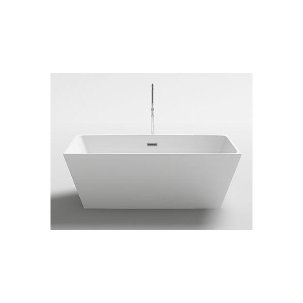 Vasca da bagno freestanding in acrilico cod 004a for Vasca da bagno freestanding