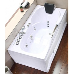 Vasche da bagnoP.R.Vasca Idromassaggio rettangolare cod. 002