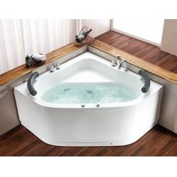 Vasche da bagnoP.R.Vasca Idromassaggio angolare cod. 043