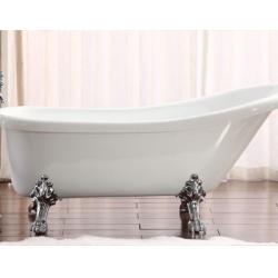 Vasche da bagnoP.R.Vasca da bagno freestanding Vintage in acrilico cod. 001A