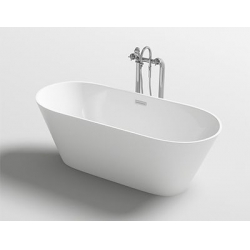 Vasche da bagnoP.R.Vasca da Bagno freestanding ovale in acrilico cod. 002A