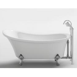 Vasche da bagnoP.R.Vasca da bagno freestanding Vintage in acrilico cod. 003A