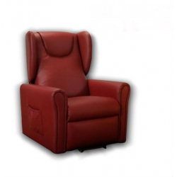 Poltrone Relax, AlzapersonaP.R.Poltrona Letto Alzapersone Massaggiante cod 004