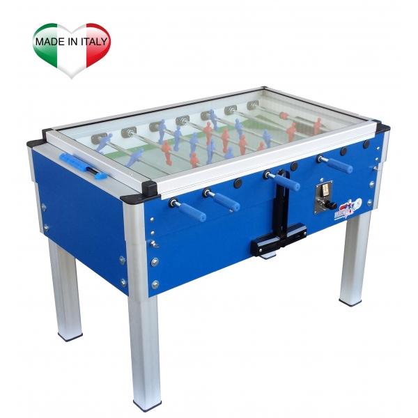 ROBERTO SPORT  Export Nero/Blu  Calcio balilla da interno
