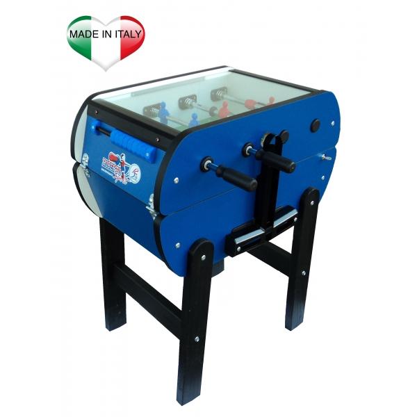 ROBERTO SPORT  Roby Professional Blu  Calcio balilla da interno