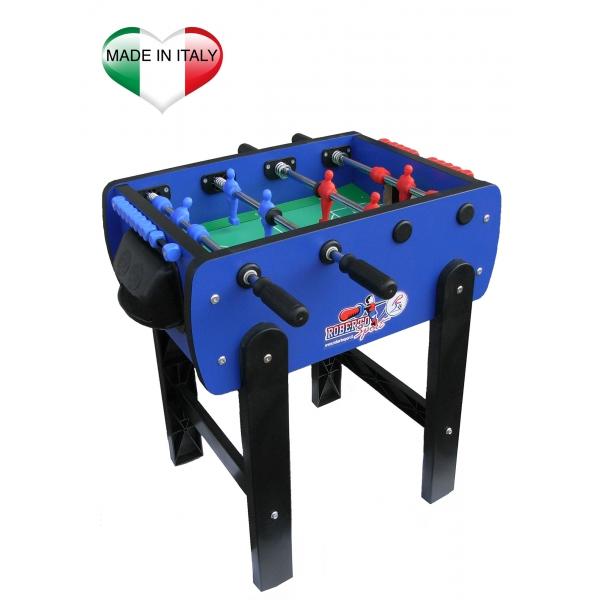 ROBERTO SPORT  Roby Color rosso/blu  Calcio balilla da interno