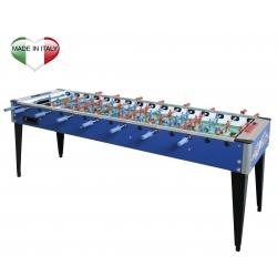 Calcio balilla da internoROBERTO SPORTCollege 4x4 Blu