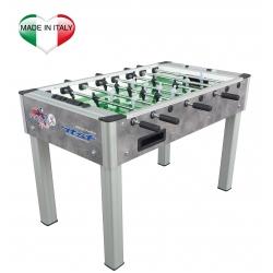 Calcio balilla da internoROBERTO SPORTCollege Pro Grigio/blu