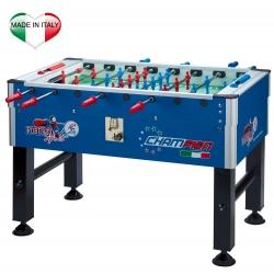 Calcio balilla da internoROBERTO SPORTChampion Blu