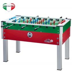 Calcio balilla da internoROBERTO SPORTNew Camp Italy Rosso-Azzurro/Rosso-Verde/Azzurro/Rosso
