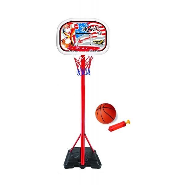 SPORT1  Piantana MAGIC SET  Basket