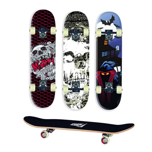 Skateboard Sport1 Mistery