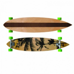 Skateboard SPORT1 HYPSTAR long board