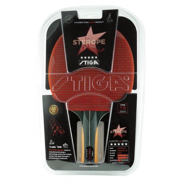 STIGA  Racchetta STEROPE WRB  Accessori Ping Pong