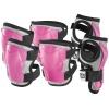 Set di protezioni JUNIOR colore rosa