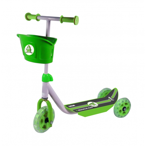 Stiga Monopattino A 3 Ruote Mini Kid 3w