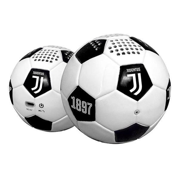 Vendita scontata 2019 raccolta di sconti prezzo moderato Accessori audio Techmade Football Speaker Juventus Cassa audio bluetooth