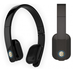 Accessori audio TECHMADE Cuffia Multimediale Bluetooth FC Inter
