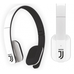 Accessori audio TECHMADE Cuffia Multimediale Bluetooth Juventus