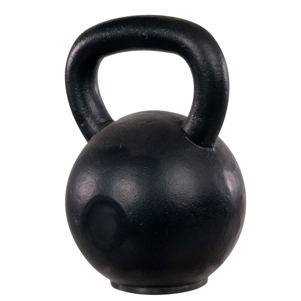 TOORX  Kettlebell Kg 4 ghisa base in gomma     Functional Training