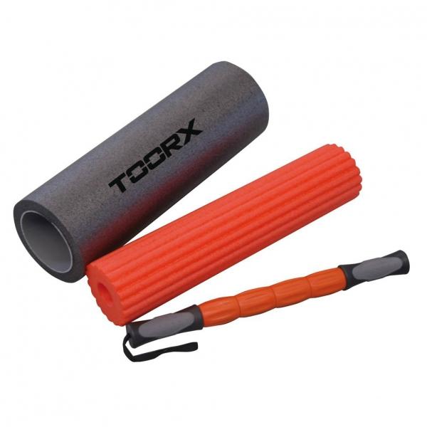 TOORX  Rullo massaggio 3 in 1  Attrezzi - Accessori Fitness