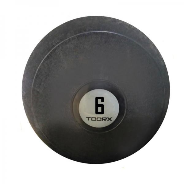 TOORX  Palla medica Slam Ball 6 Kg  Functional Training