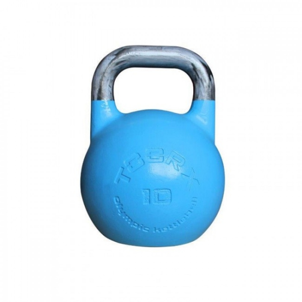 TOORX  kettlebell olimpionico acciaio 10 kg  Functional Training
