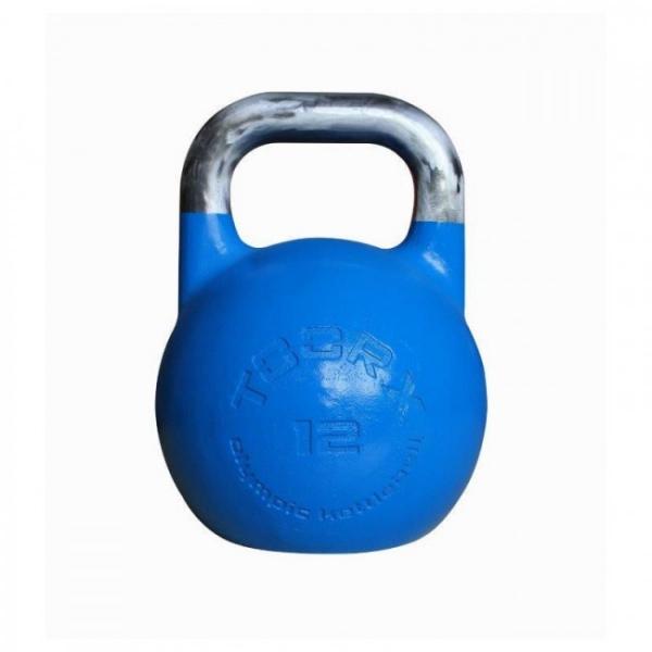 TOORX  kettlebell olimpionico acciaio 12 Kg  Functional Training