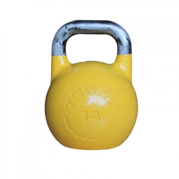 TOORX  kettlebell olimpionico acciaio 14 Kg  Functional Training
