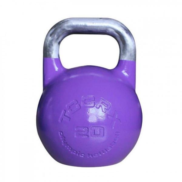 TOORX  kettlebell olimpionico acciaio 20 kg  Functional Training