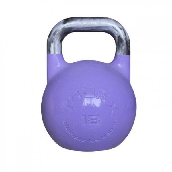 TOORX  kettlebell olimpionico acciaio 18 kg  Functional Training