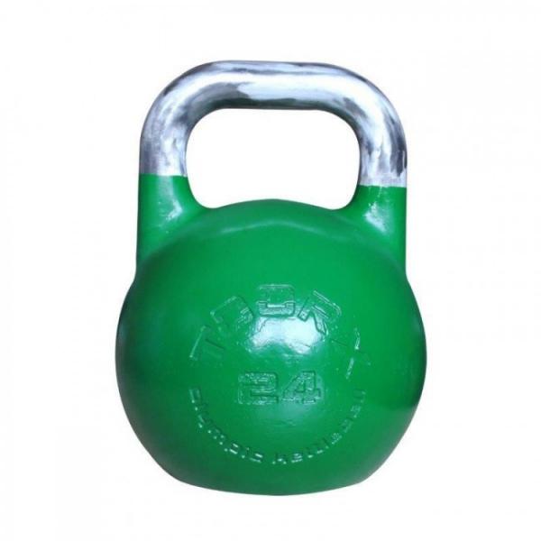 TOORX  kettlebell olimpionico acciaio 24 Kg  Functional Training