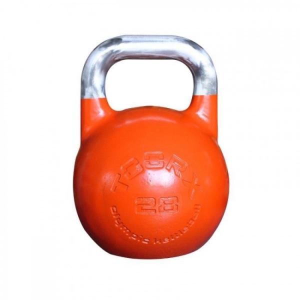 TOORX  kettlebell olimpionico acciaio 28 kg  Functional Training