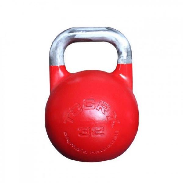 TOORX  kettlebell olimpionico acciaio 32 Kg  Functional Training